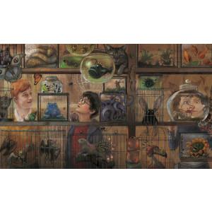 Гаррі Поттер і в'язень Азкабану. Велике ілюстроване видання